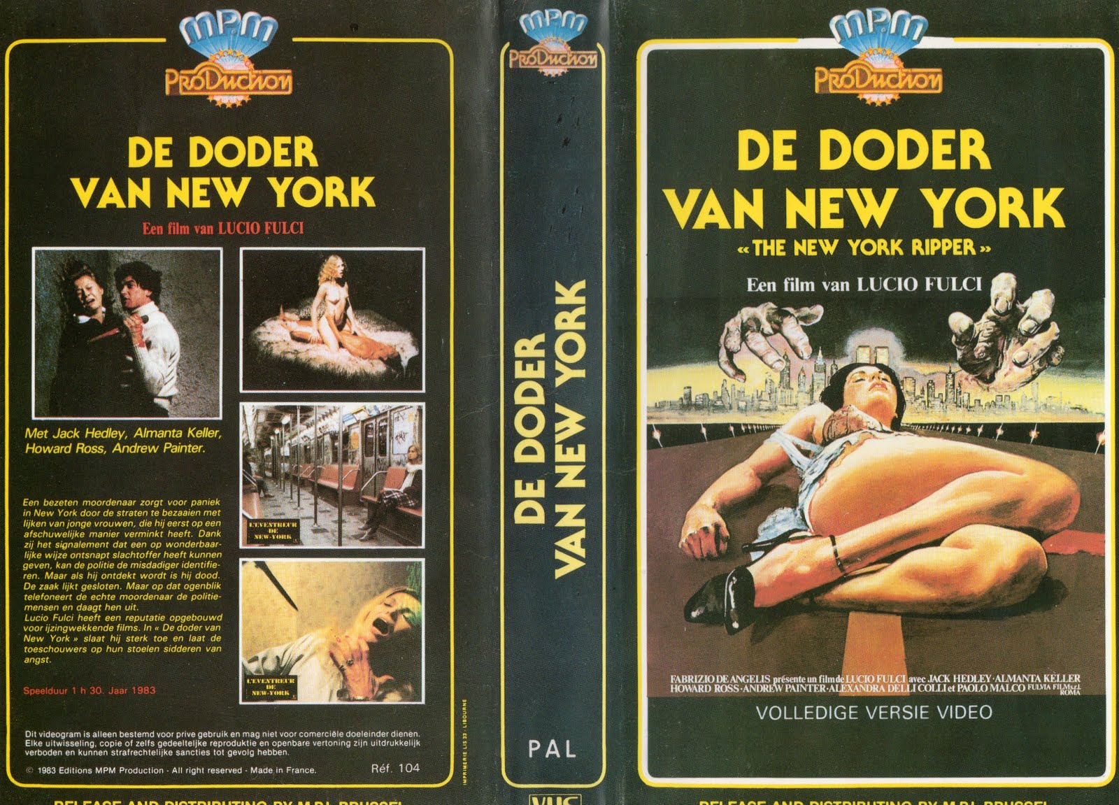 De Doder van New York